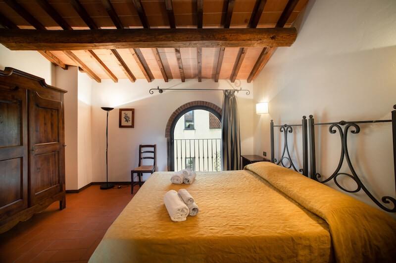 Appartamento con 2 camere da letto – grande (L) – N°9